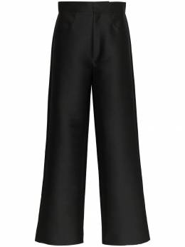 Toteme - high rise tailored trousers 00939695603589000000