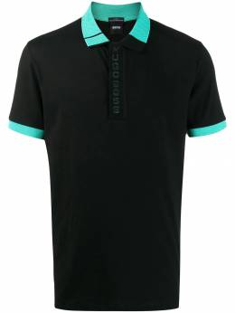 Boss Hugo Boss - contrast collar polo shirt 99953955303850000000