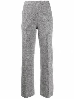 Agnona - low-rise flared trousers 36A36639550650600000