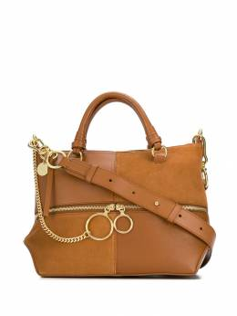 See By Chloé - Patchwork tote 99WSA356339556936500