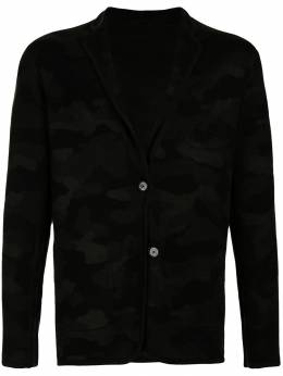 Loveless - camouflage relaxed-fit blazer 99036955938850000000