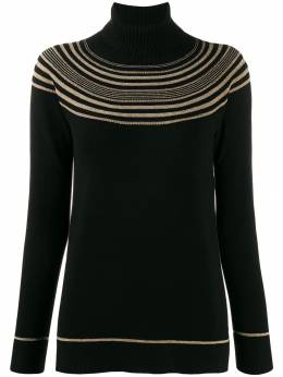 D.Exterior - striped knitted jumper 96955953830000000000