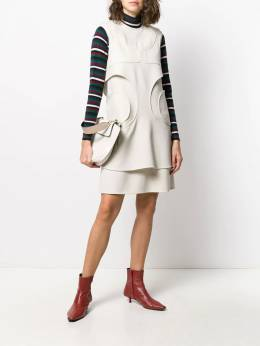 Courrèges - layered style dress R9696059553556300000