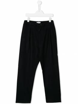 Paolo Pecora Kids - TEEN relaxed fit trousers 93395536633000000000