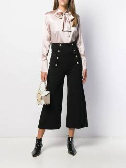 D.Exterior - high waisted cropped trousers 59955909660000000000
