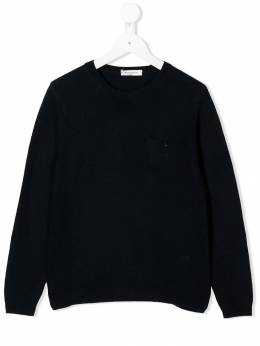 Paolo Pecora Kids - long sleeve knitted jumper 93695509956000000000