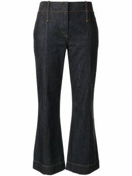 Tory Burch - cropped flared jeans 83955339990000000000