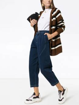 See By Chloé - high-waist tapered jeans 99WDP609569595668800