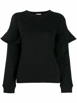 Red Valentino - ruffle detail jumper MF69U5M0955369660000