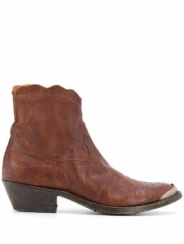 Golden Goose - Young cowboy boots WS035G39559959600000