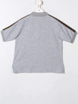 Fendi Kids - pique polo shirt 093AVPF6HA0955805080
