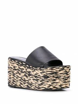 Simon Miller - Blackout espadrille sandals 5E969395596565000000