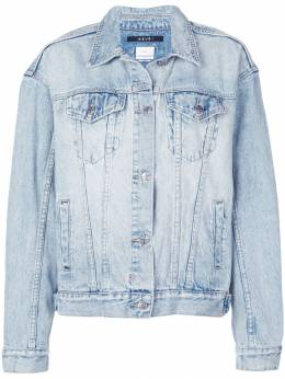 Ksubi - boxy fit stonewashed jacket 66635699559055300000