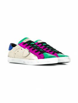 Philippe Model Kids - colour-block low-top sneakers 69559005900000000000