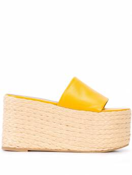 Simon Miller - platform espadrille wedge sandals 5E969395596566000000
