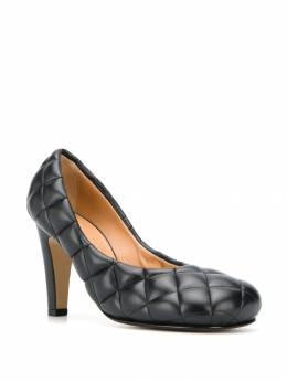 Bottega Veneta - 90mm quilted pumps 693VBRR6955993360000