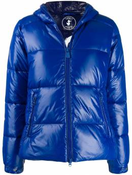 Save The Duck - hooded padded jacket 69WLUCK9953689350000