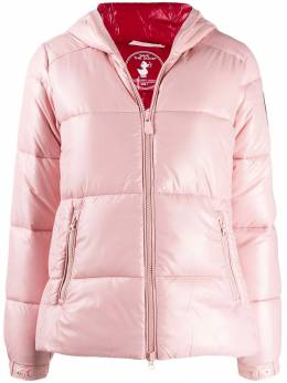 Save The Duck - hooded padded jacket 69WLUCK9953689990000