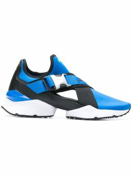 Puma - Muse cut-out sneakers 55390999653000000000