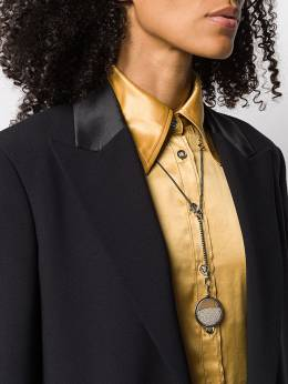 Ann Demeulemeester - loose crystal pendant necklace 06633669665955998800