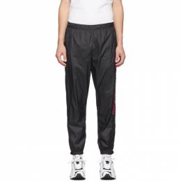Opening Ceremony SSENSE Exclusive Black Logo Track Pants 192261M19001604GB
