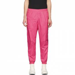 Opening Ceremony SSENSE Exclusive Pink Logo Track Pants 192261M19001704GB