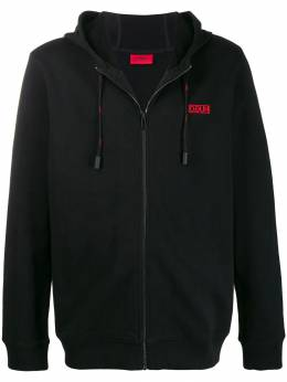 Boss Hugo Boss - reversed embroidered logo hoodie 95000955305950000000