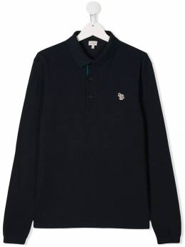 Paul Smith Junior - рубашка-поло с длинными рукавами 95505909553330900000