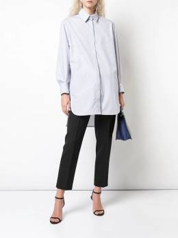 The Row - long concealed placket shirt 3W950995598665000000