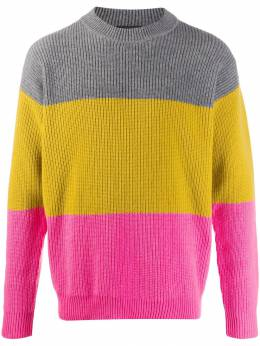 Roberto Collina - colour block jumper 59699550533500000000