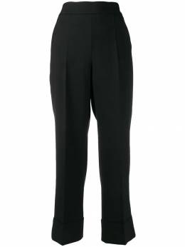 Incotex - cropped flare style trousers 606D9090953355330000