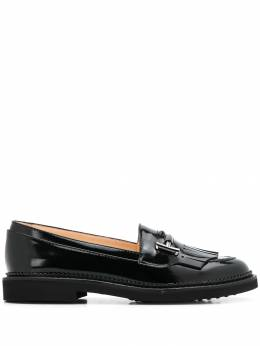 Tod's - fringed loafers 36B6BV56D96B99995553