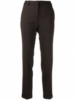 Incotex - cropped tailored trousers 363D9090953355360000