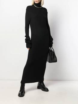 Ann Demeulemeester - turtle neck dress 00605056955335900000