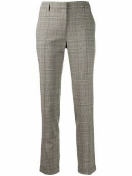 Incotex - glen-check tailored trousers 363D5556953355300000