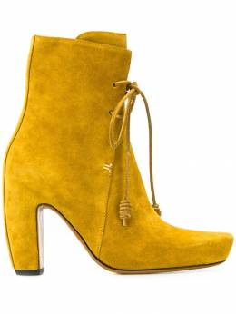 Lanvin - 150mm ankle lace-up boots OYI66SULAH9995536985