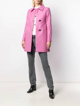 Fay - clasp fastened coat 56393636RCP955053580