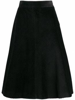 M Missoni - A-line knitted skirt 666630W669S955399680