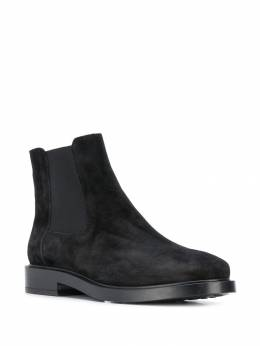 Tod's - flat chelsea boots 6ZP6V836BYEB99995536