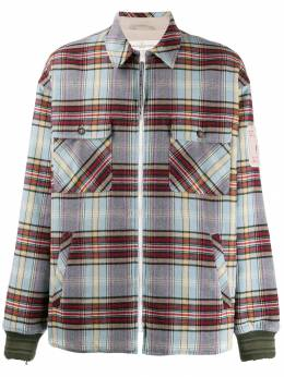 Golden Goose - quilted check jacket MP559A09559599000000