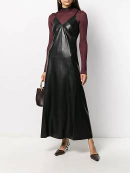 Nanushka - Anira vegan-leather dress 66963955090030000000