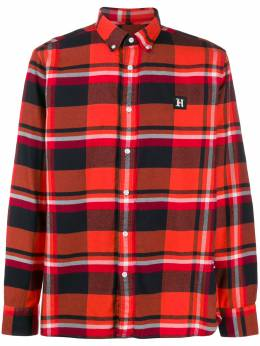 Tommy Hilfiger - checked relaxed shirt MW909969553305500000