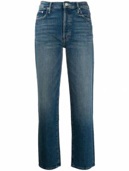Mother - straight leg jeans 5605GPK9553595900000