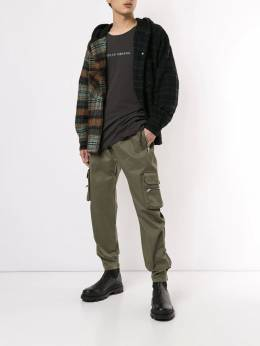 Represent - pull-on cargo trousers 63695583086000000000