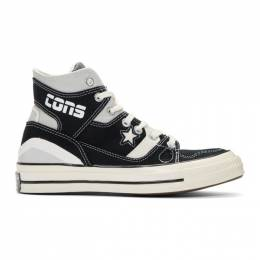 Converse Black and Off-White Chuck 70 ERX 260 Hybrid Sneakers 192799M23603614GB