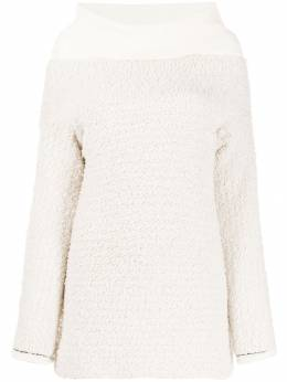 3.1 Phillip Lim - two-texture ribbed roll neck jumper 93305HBK955393600000