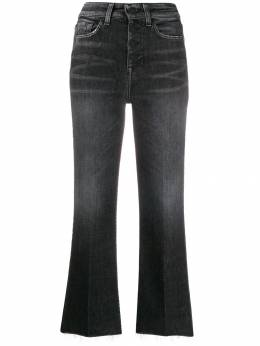 7 For All Mankind - button-up cropped jeans BA096MK9553935800000