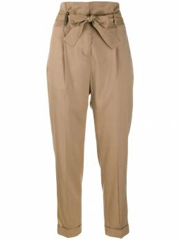 Peserico - tie waist trousers 969A6506695506868000