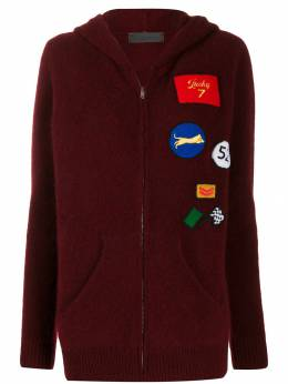 The Elder Statesman - multi patches knitted jacket PHCHP955955060000000