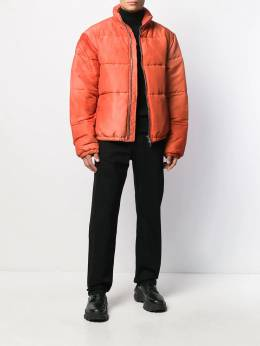 Our Legacy - zipped puffer jacket 99WR9553690900000000